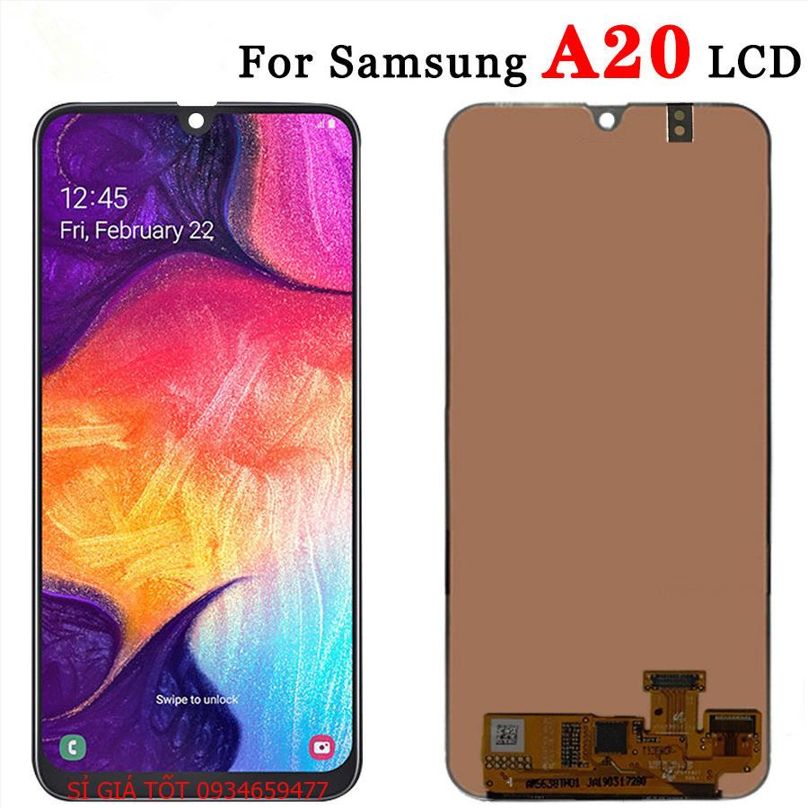 MÀN HÌNH SAMSUNG GALAXY A20 SM A205 LCD