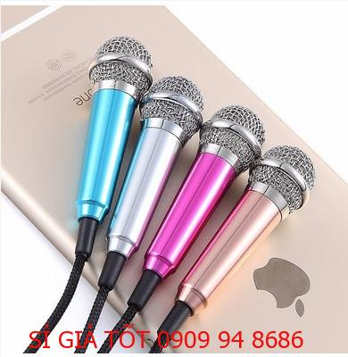 micro karaoke trên điện thoại